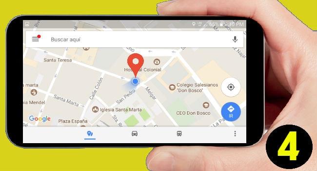 Os aplicativos rastreiam sua localização