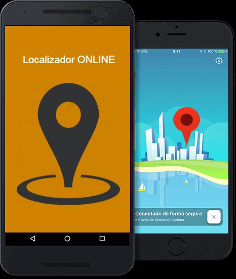 Localización de teléfono móvil